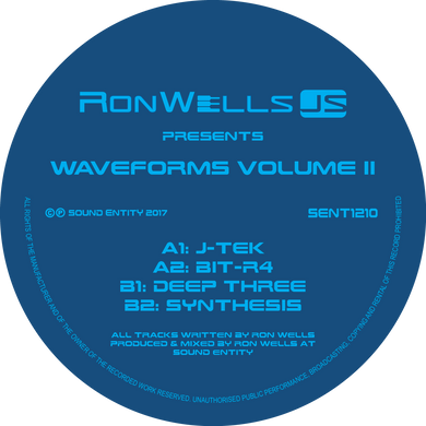 Waveforms Volume II EP (SENT1210) (12