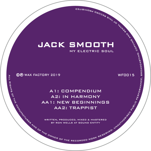Jack Smooth - My Electric Soul (12