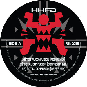 HHFD - Total Confusion 2018 Remixes