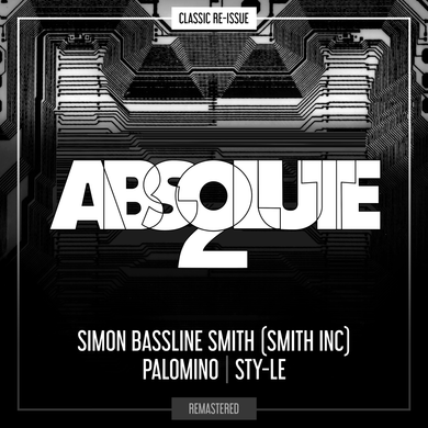 Smith Inc Featuring Simon Bassline Smith ‎– Palomino E.P. (Bespoke Made To Order 12