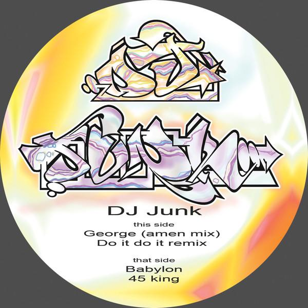 DJ Junk - Spandangle Selection Vol.2