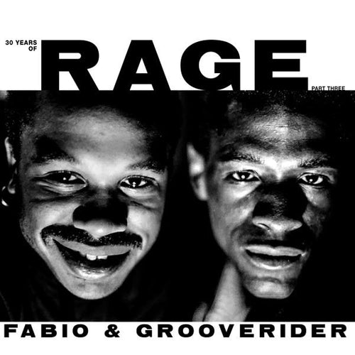 Fabio & Grooverider - 30 Years of Rage Part 3 ( 2 x LP)
