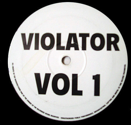 Tango & Fallout - Violator Vol.1  Limited Edition 12