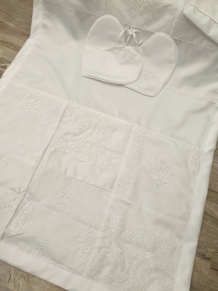 Cot Quilt Set - NEW TO STORE