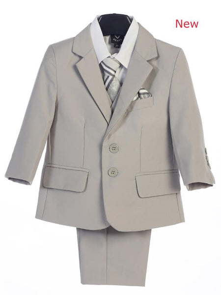 Boy's 5 piece suit
