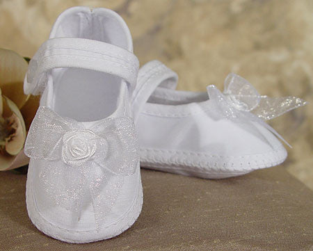 Girls Organza Shoe
