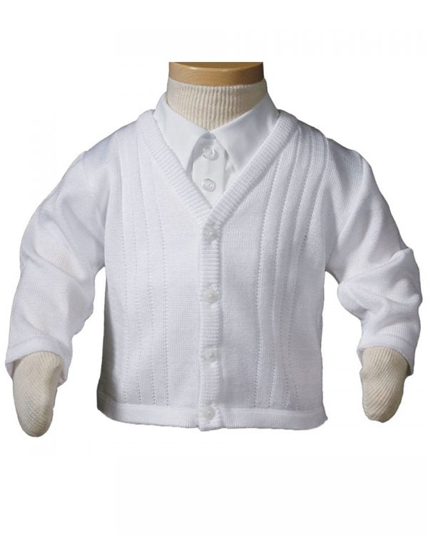 Boys Everett Acrylic Cardigan