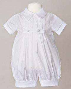 Christening Romper - NEW TO STORE