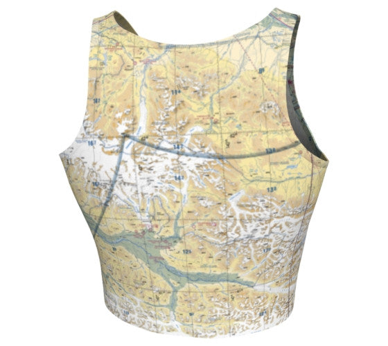 Sectional Charts - Crop Top