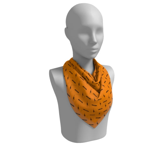 Fright Instructor - Square Scarf