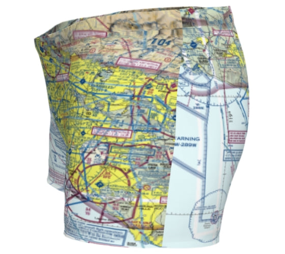 Sectional Charts - Shorts