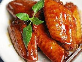 Chicken Wings Braised with Coke-可乐鸡翅套餐