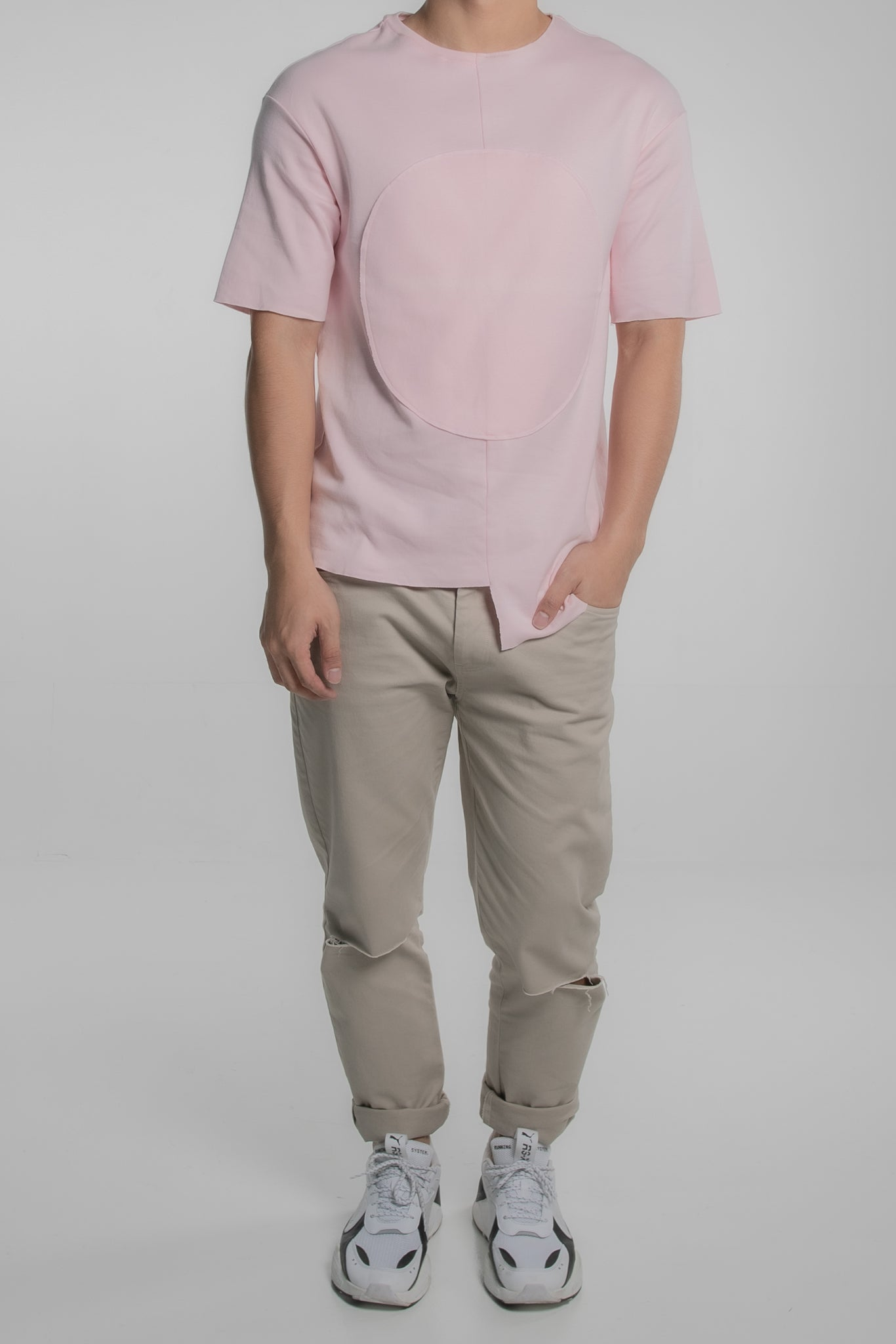 Pink Dot Tee (Short Sleeve)
