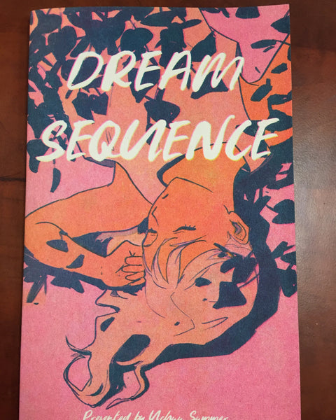 DREAM SEQUENCE ZINE