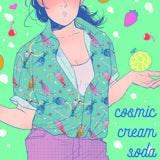 Cosmic Cream Soda Hawaiian Shirt