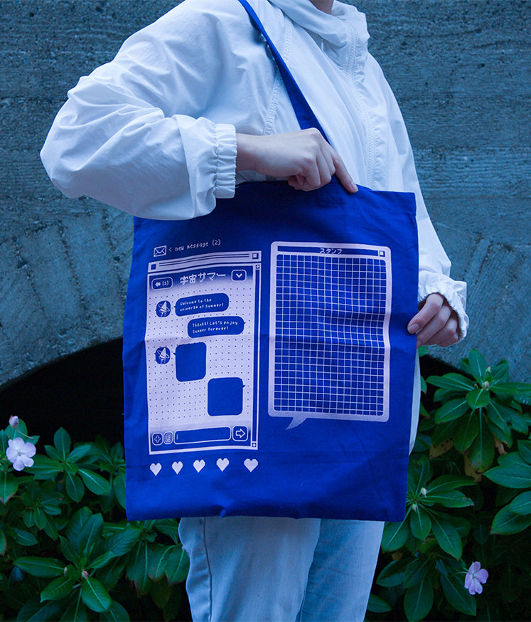 Chatbox Tote