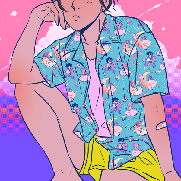 Dreamland Hawaiian Shirt