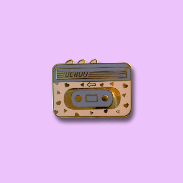 Cassette Player Pin