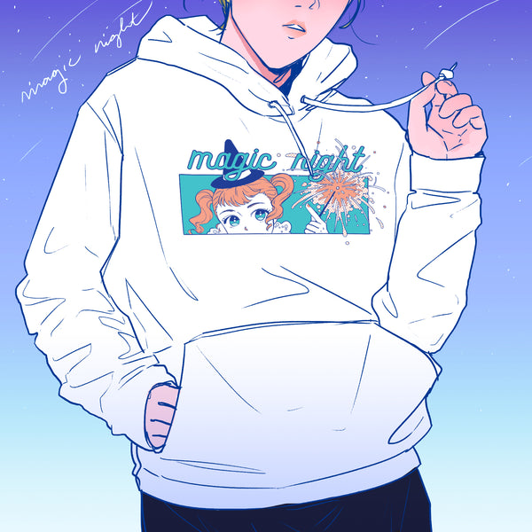 Magic Night Hoodie