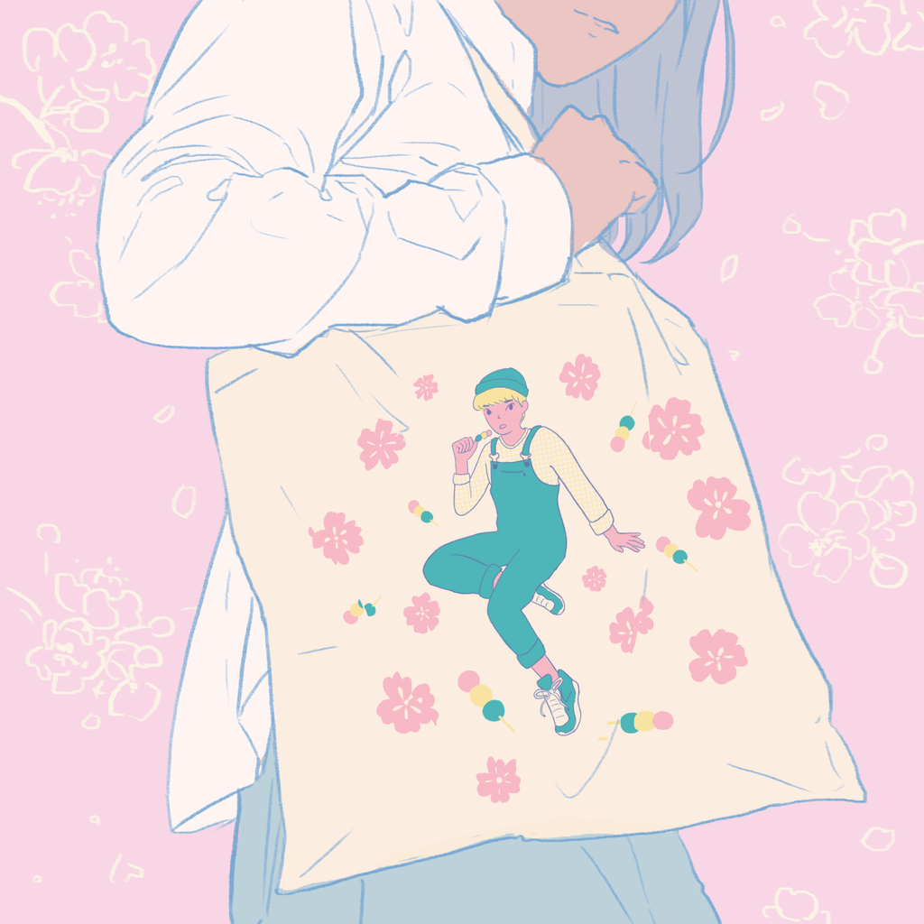 Dango Tote Bag