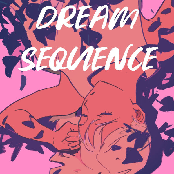 DREAM SEQUENCE ZINE Preorder