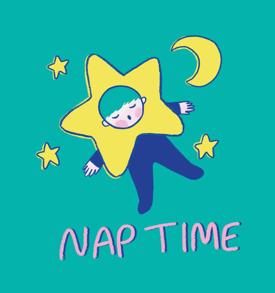 Nap Time Tank Top