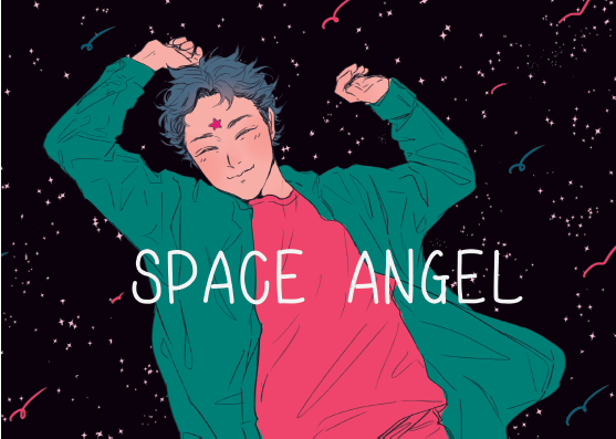 Space Angel Zine