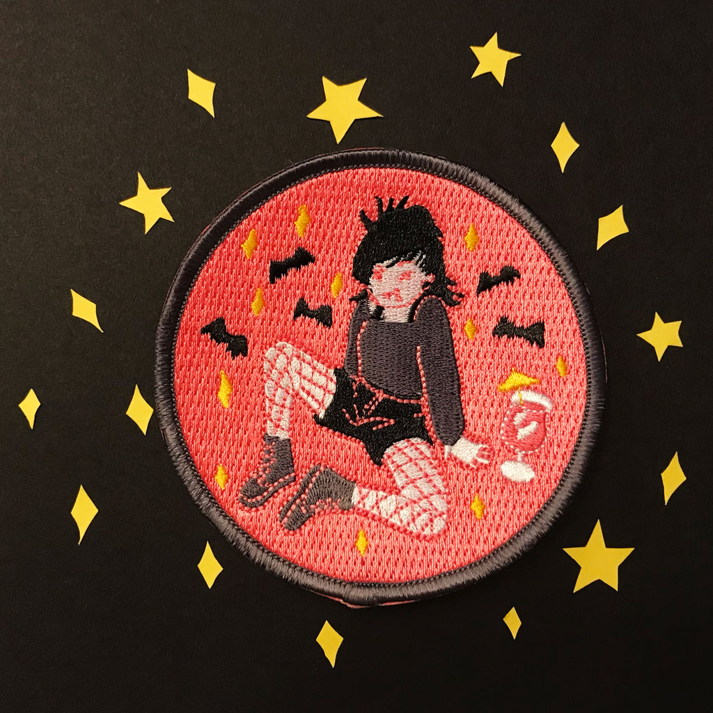 Punk Vampire Patch