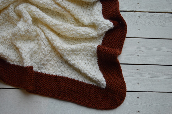 Roward Blanket Pattern