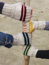 Paddle Fingerless Mitts Pattern
