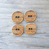 Katrinkles Buttons (card of 4)