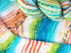 Artistic Yarn by Abi Self Striping Sock Yarn