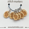 Wisconsin Ring Stitch Markers