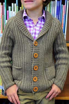 Never Not Knitting Library Cardigan Pattern