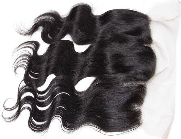 Full Frontal Lace Closure Body Wave