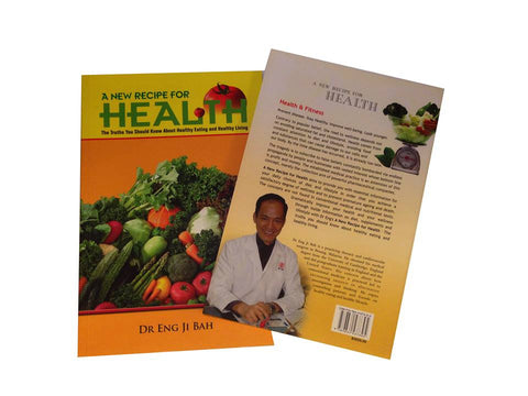 Dr Eng Ji Bah's book benefits of coconut oil