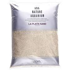 ADA La Plata Cosmetic sand at the wet leaf canada