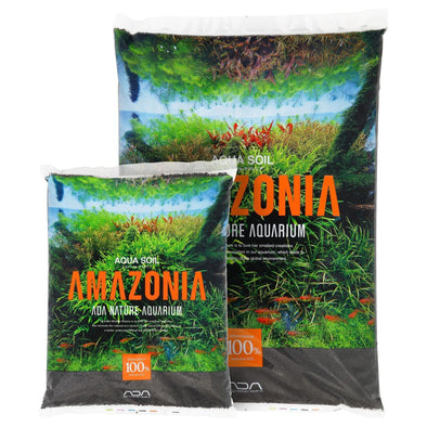 Aqua design Amano Amazonia aquasoil Nature aquarium