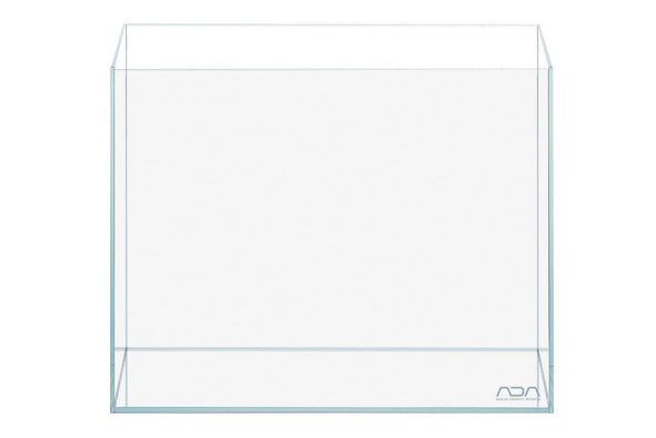 ADA Cube Garden rimless aquariums is a standard type tank for Nature Aquariums.