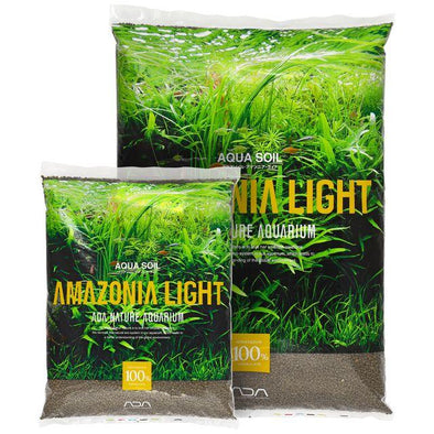 Aqua Design Amano Amazonia light 3L and 9L for Nature aquariums