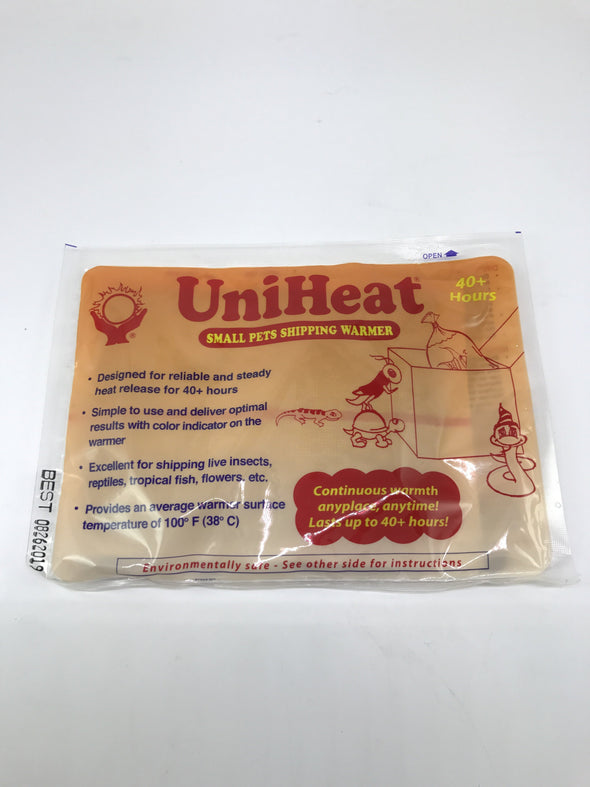Uniheat 40 Hour Heat Pack - Aquascaping, [Product_type] - Aquarium plants Canada, [Product_vendor] - Aquarium stone, Driftwood, [shop name] The Wet Leaf