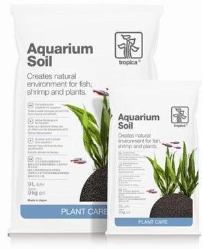 Tropica Aquarium Soil - Aquascaping, [Product_type] - Aquarium plants Canada, [Product_vendor] - Aquarium stone, Driftwood, [shop name] The Wet Leaf