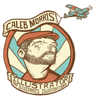 Caleb Morris Illustration Logo
