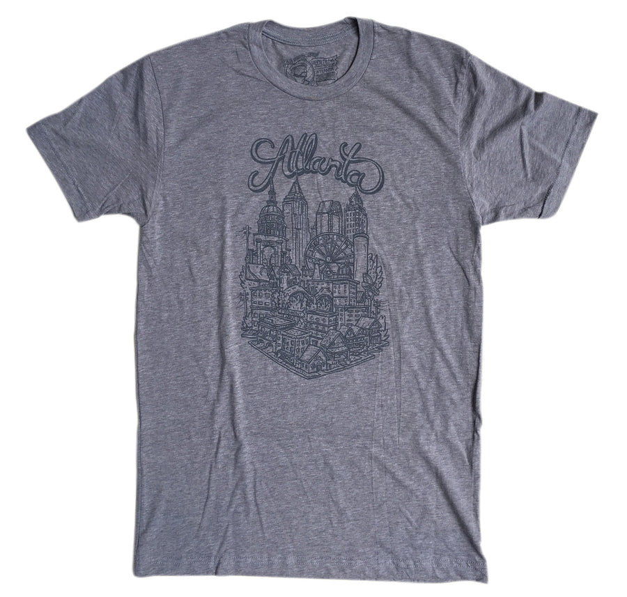 Atlanta City T-Shirt