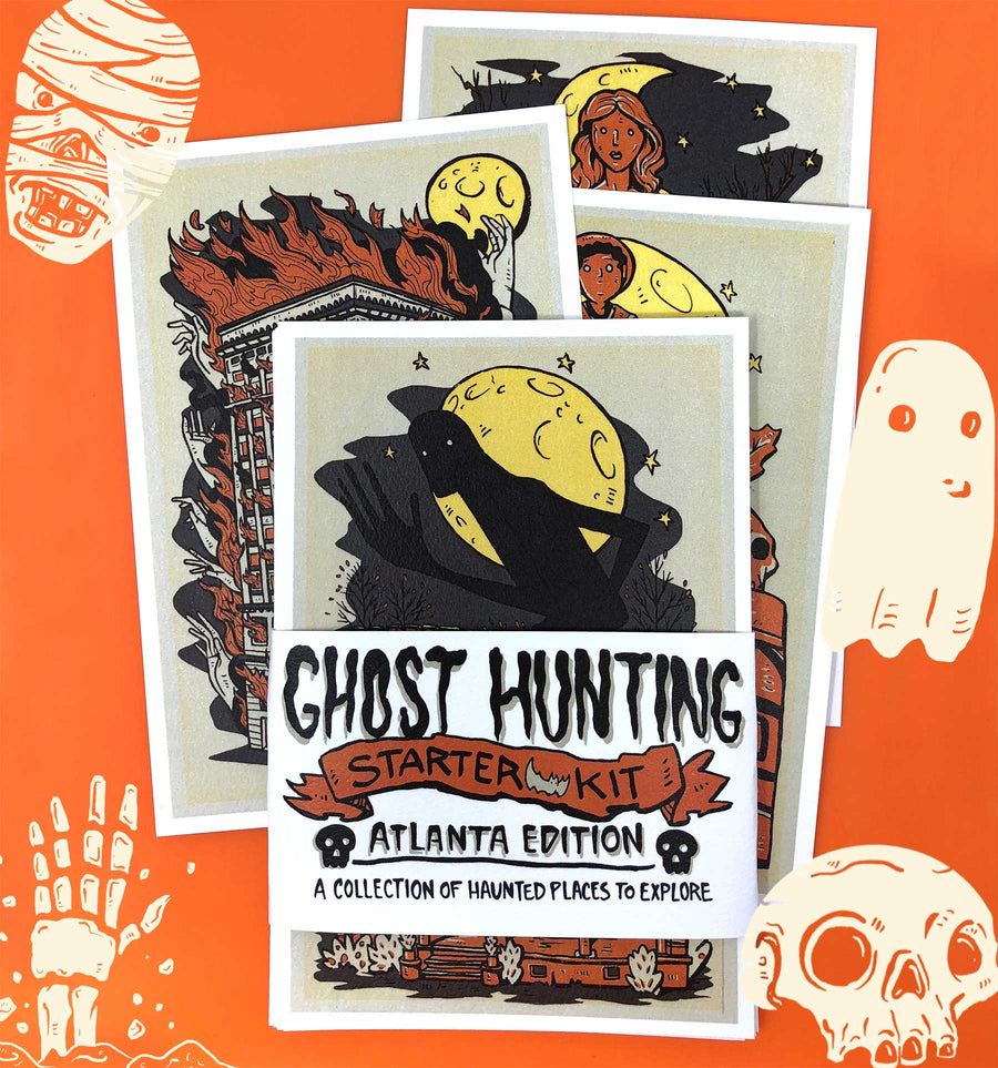 Atlanta Ghost Hunting Kit 2020 Preorder