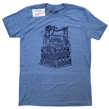 San Francisco City T-Shirt