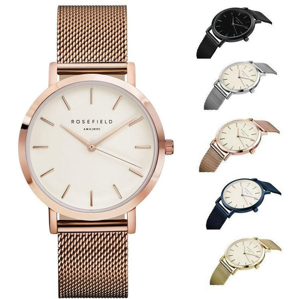 Minimalist design Ultra-thin waterproof Ladies Watch - Luisa's World of Fashion