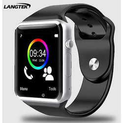 LANGTEK A3 Bluetooth Smart Watch  Sport - Luisa's World of Fashion
