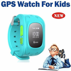 GPS Tracker Watch For Kids - Luisa's World of Fashion