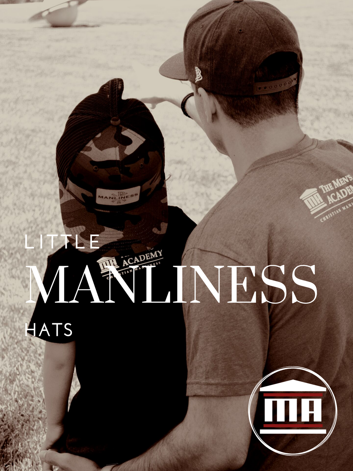 LITTLE MANLINESS HATS